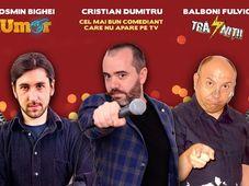 Stand-Up Comedy Sambata 3 februarie Bucuresti