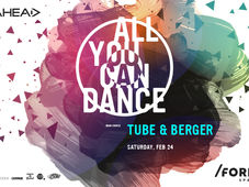 All You Can Dance with Tube & Berger la /FORM SPACE