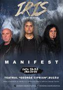 Iris - Concert Manifest