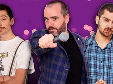 Stand-Up Comedy Bucuresti Sambata 10 Februarie