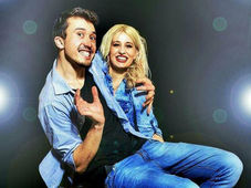 Stand-Up Comedy - Anisia & Serghei
