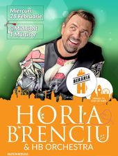 Horia Brenciu & HB Orchestra @Midnight 1 Mărțișor