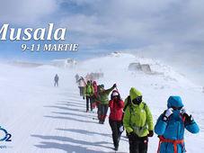 Ascensiune de iarna pe Varful Musala