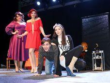 Teatrul InDArt : Pariu pe Charlie sau Cand isi baga soacra nasul