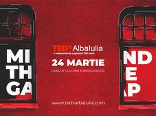 TEDxAlbaIulia - Mind the gap