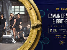 Concert Damian Drăghici & Brothers