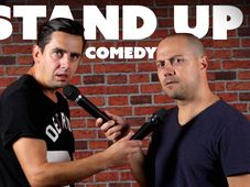 Two Men Show. Stand Up cu Badea & Natanticu @ Buzau