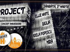 DJ Project - 18 ani - Concert Aniversar la Berăria H