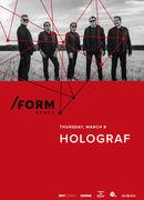 Holograf - Primavara incepe cu tine @ Form Space