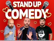 Stand-Up Comedy de Dragobete