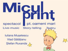 MICUL PRINȚ - spectacol pt oameni mari