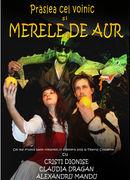 """Teatrul Coquette: """"Praslea cel voinic si merele de aur"""""""