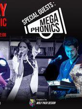 Megaphonics @Mojo