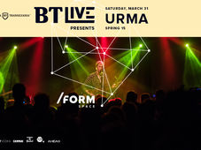 BT Live Presents Urma at /FORM SPACE