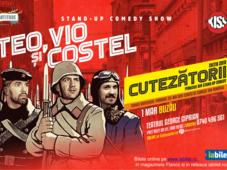 Teo, Vio si Costel: Cutezatorii, editia 2018