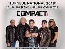 Concert Compact B w Leo Iorga / Trupa Coco la Rockstadt