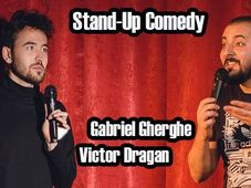 Stand-Up Comedy iUmor - Gabriel Gherghe si Victor Dragan @Brasov
