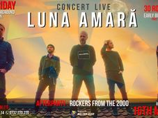 Luna Amara @Mojo - After w/Rockers from '00