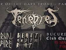 Lansare Album Tenebres - Pain Eternal Bucharest - Club Quantic