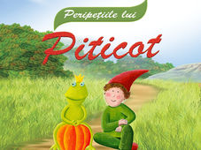 Peripeţiile lui Piticot – Clubul Ţăranului
