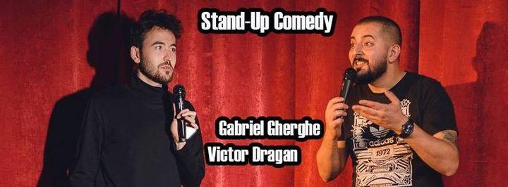 Stand-Up Comedy iUmor - Gabriel Gherghe si Victor Dragan la Timisoara