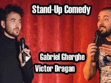 Stand-Up Comedy iUmor - Gabriel Gherghe si Victor Dragan la Arad