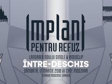 Implant Pentru Refuz - lansare Între-deschis #Oradea