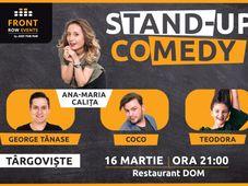 Stand-up comedy cu Ana-Maria, George, Coco si Teodora