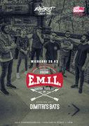 E.M.I.L. / Dimitri's Bats / Expirat / 28.03