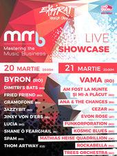 Vama si byron la MMB Live Showcase / Expirat / 20-21.03