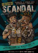 Concert aniversar Scandal - Club Quantic