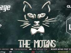Concert The Motans | The Vintage Pub