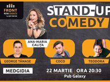 Medgidia: Stand-up comedy cu Ana-Maria, George, Coco si Teodora