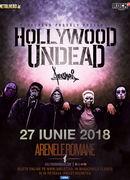 HOLLYWOOD UNDEAD în premieră în România