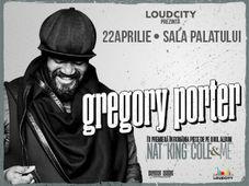 Loudcity prezintă Gregory Porter