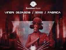 Dark Fusion, Linear Disorder, Mihai Barbu si Acid Scorn