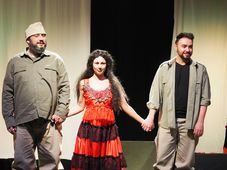 Teatrul InDArt: Soimul