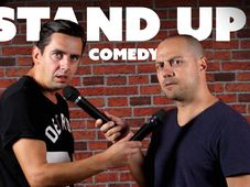 Two Men Show. Stand Up cu Badea & Natanticu @ Carei