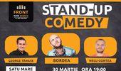 Satu Mare: Stand-up comedy cu Bordea, Tănase & Nelu Cortea