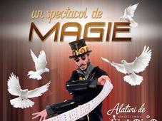 Spectacol de magie alaturi de Magicianul Antonio