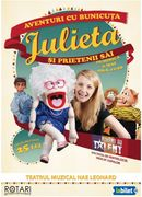 Aventuri cu bunicuța Julieta si prietenii săi