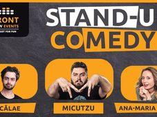 Tulcea: Stand-up comedy cu Micutzu, Bucălae & Ana-Maria