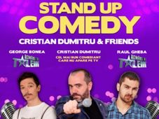 Stand-Up Comedy Bucuresti