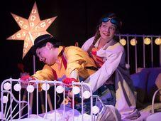Momolino Teatru si Povesti pentru copii  - Milina aduce Primavara