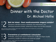 Dinner with the Doctor Michael Hollie M.D.