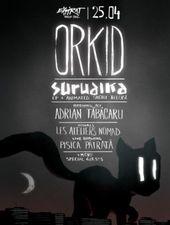 Orkid – Suruaika EP release / Adrian Tăbăcaru / Expirat / 25.04