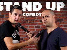 Two Men Show. Stand Up cu Badea & Natanticu @ Satu Mare