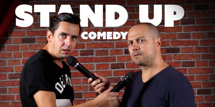 Two Men Show. Stand Up cu Badea & Natanticu @ Satu Mare
