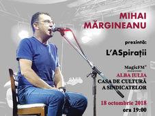 """Turneu """"L'ASpiratii"""": Mihai Margineanu Alba Iulia"""