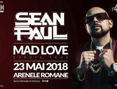 Concert Sean Paul la Arenele Romane